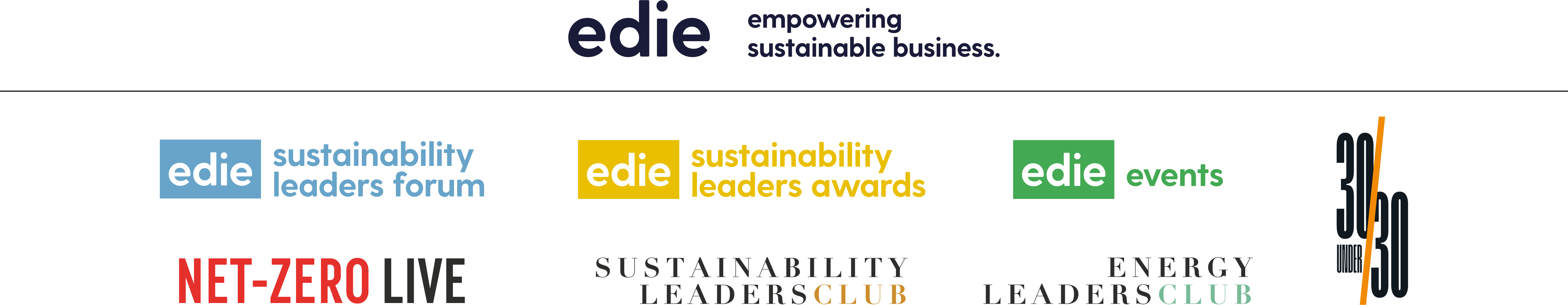 edie - empowering sustainable business