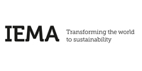 IEMA - supporter of edie sustainability leaders forum